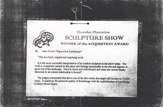 Thursday Plantation Sculpture Show